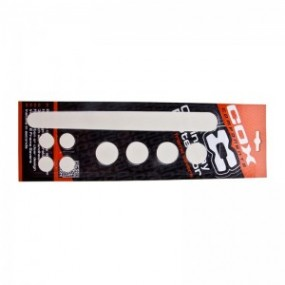 Chainstay Protector COX Silicone Line 265x38