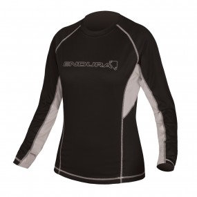 Mesh Long sleeve Endura Women`s Pulse