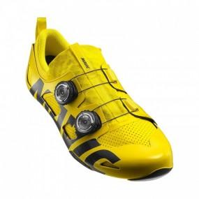 Cycling shoes Mavic Comete Ultimate 47 1/3 yellow black