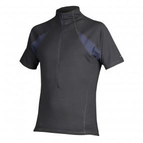 T-shirt Endura Baabaa TechWool Zip с цип