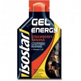 Energy gel Isostar berry and banana 35 gr.
