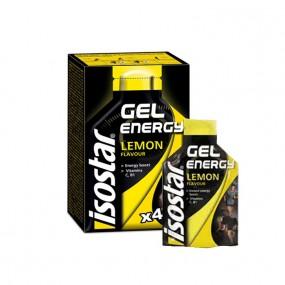 Energy gel Isostar35gr. Lemon