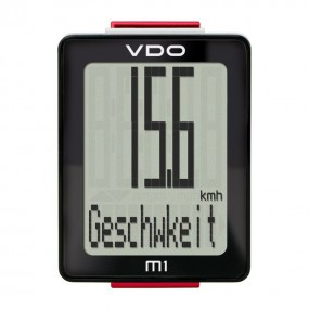 VDO M1 WL Wireless Bike Computer