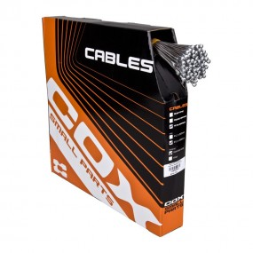 Brake cable COX 1.5х2000mm Road stainless box