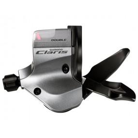 Brake lever left SH Claris SL-2400 mehanical gray