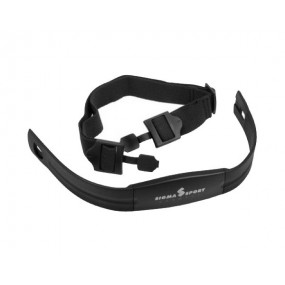 Analogue Transmitter With Chest Belt For Sigma Sport Heart Rate Monitors