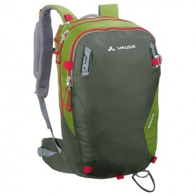 Backpack Vaude Bike Alpin 25+5 black