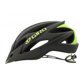 Helmet Giro Xar M oil green green logo