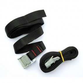 Peruzzo Carrier Spare Straps With Buckles