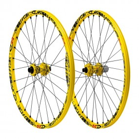 "Mavic Deemax DH 26"" Wheelset"