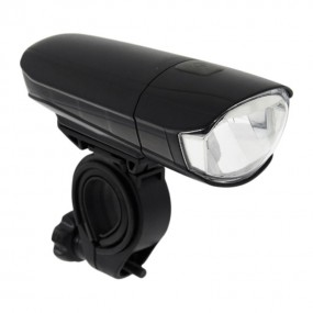 Head light RideFIT Steady 70 batt black