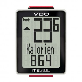 VDO M2.1 WL Wireless Bike Computer 2016