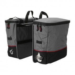 Panniers rear Blackburn Local Cooler gray black