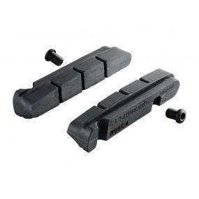Brake pads rubber SH R55C4 60mm black road
