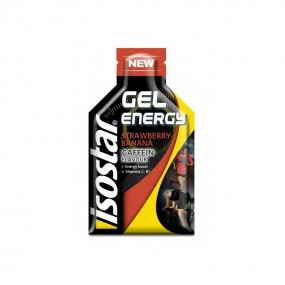 Isostar Caffeinated Energy Gel