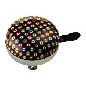 RideFit Steel XL Color Dots Bell