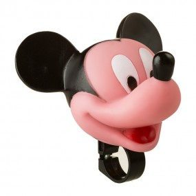 Bicycle rubber horn with animals Soft RideFIT Mickey Mouse