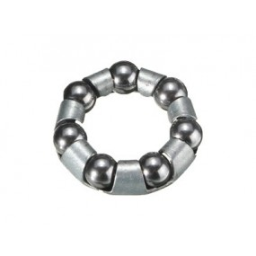 "Weldtite 1/4"" Rear Hub Ball Cage"