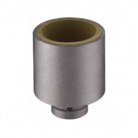 Headset head cup installation tool - 47mm, with rubber