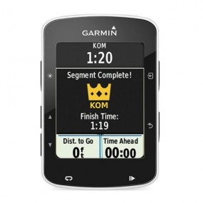 Вело компютър с GPS Garmin Edge® 520 Bundle