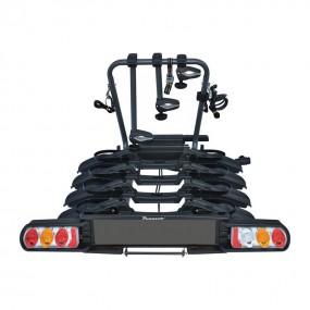 Peruzzo Pure Instinct 4 Bikes Towball Bike Carrier