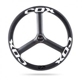 Front Wheel Cox 3Wing Tubular Road