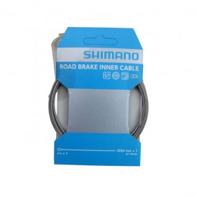 Shimano PTFE Stainless Road Brake Cable