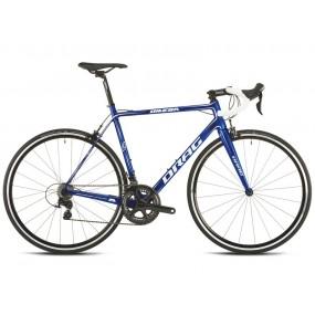 Frame+fork 28 Omega 480 blue white