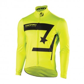 Drag Pro Long Sleeve Cycling Jersey