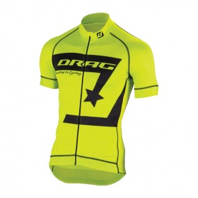Drag Pro Short Sleeve Cycling Jersey