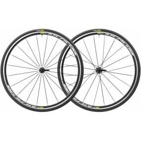 Wheel set 28 Mavic Aksium Elite UST DCL SUP negru