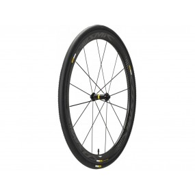 Front wheel 28 Mavic Cosmic Pro Carbon black