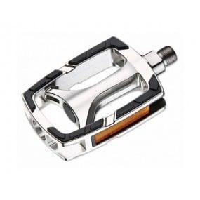 Pedals VP-628 Comfort 9/16 silver