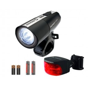 Sigma Sport Roadster LED + Cuberider Set