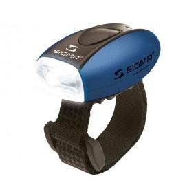 Tail light Sigma Micro II White LED blue