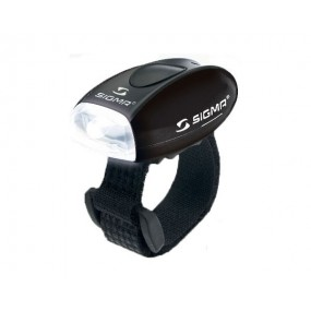 Tail light Sigma Micro II Red LED black
