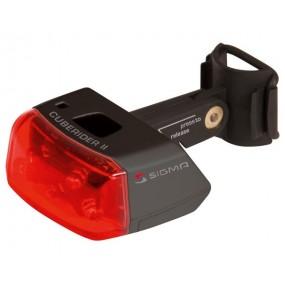 Sigma Sport Cuberider II Rear Light