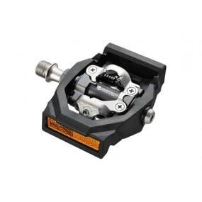 Pedals SH PD-T700 Click`R 9/16 SPD black box