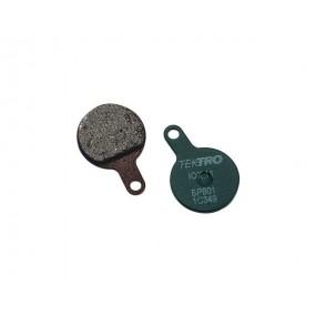 Disk brake pads Tektro Novela IOX.11 Sintered green