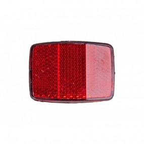 Reflector rear 466308 red