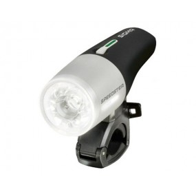 Head light Sigma Speedster Led black  gray