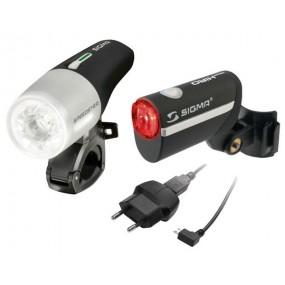 Head light/Tail light Speedster+ Hiro K-set Int. black