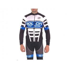 Doltcini Long Sleeve Cycling Jersey