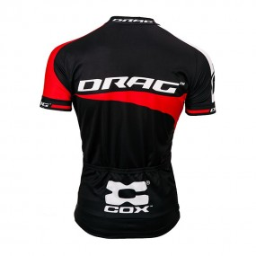 Drag Active Short Sleeve Cycling Jersey