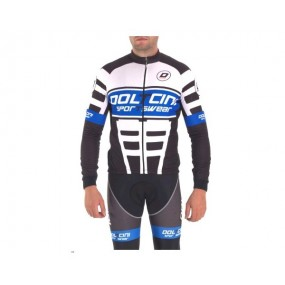 Doltcini Long Sleeve Cycling Jersey