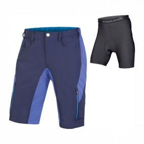 Endura Singletrack III Men's Shorts + Clickfast Liner