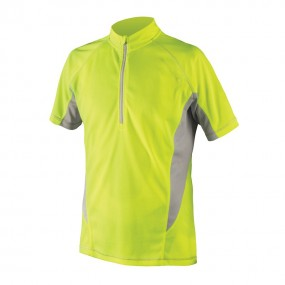 Endura Cairn Hi-Viz Short Sleeves Shirt