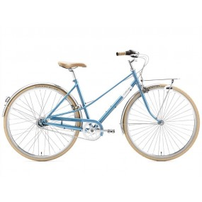 Creme Caferacer Lady Uno 3-Speed Bike