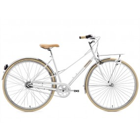Creme Caferacer Lady Solo 7-Speed Bike