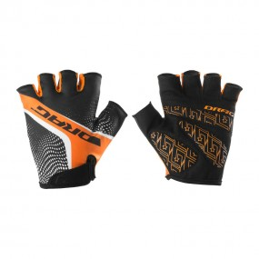 Drag CC Logo Short Finger Gloves
